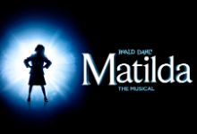 Matilda Play Poster