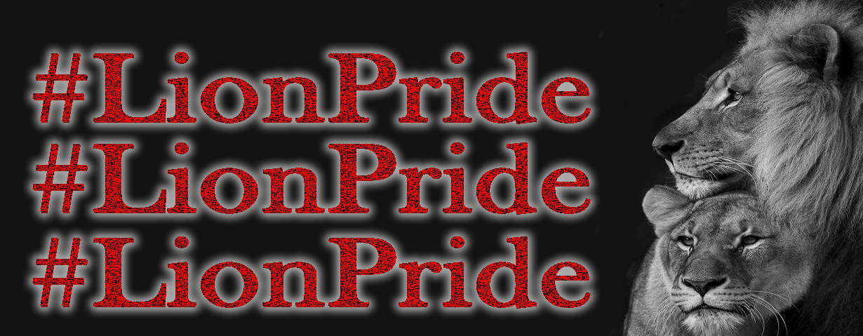#LionPride