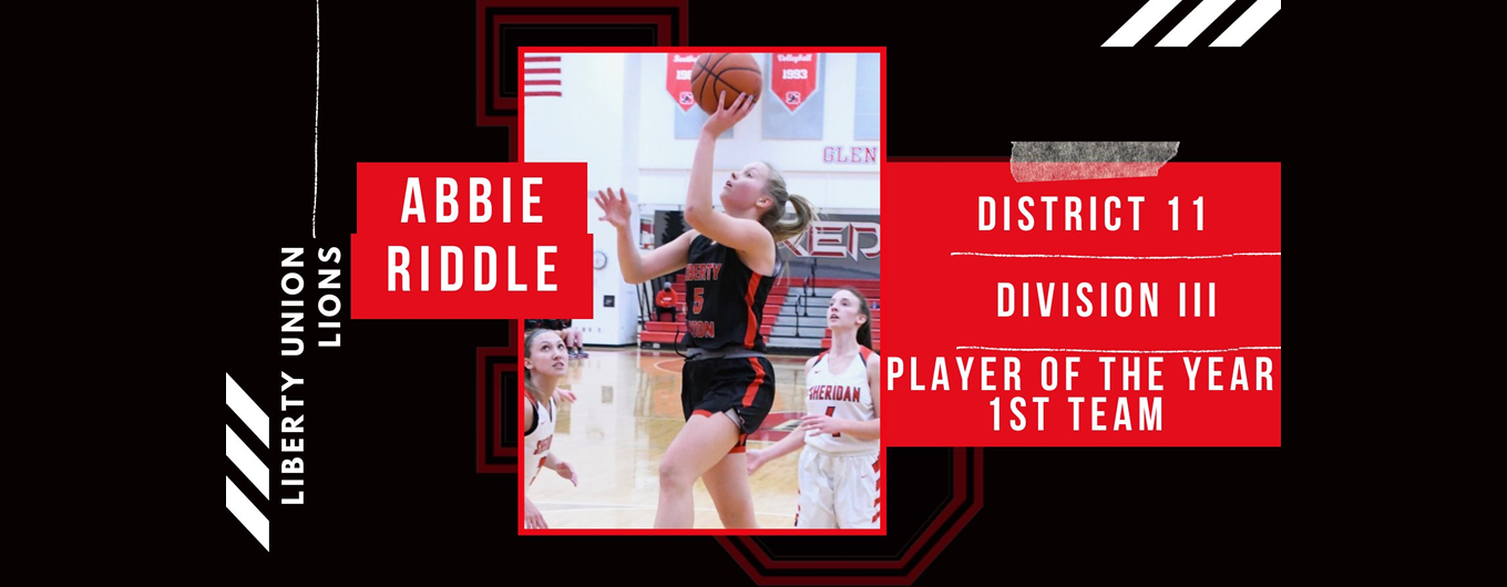 Abbie Riddle POY